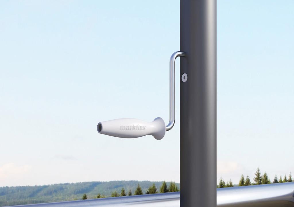 Markilux crank handle