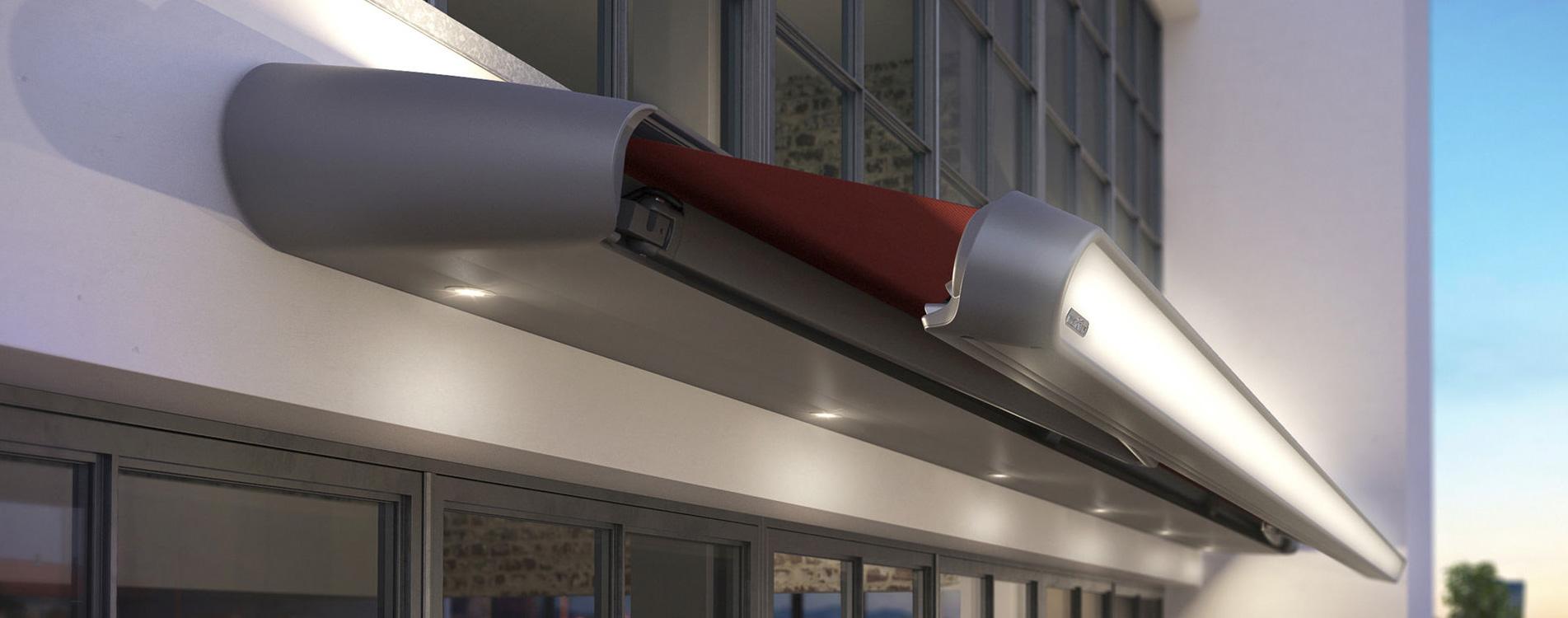 Markilux MX-1 awnings