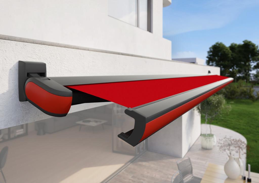 Markilux MX-3 awnings