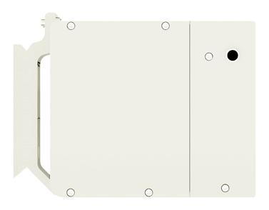 Markilux 3300 awning profile - white
