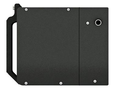 Markilux 3300 awning profile - black