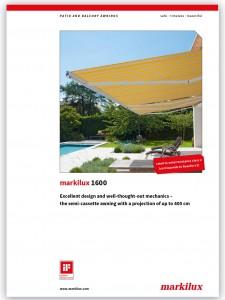 Markilux 1600