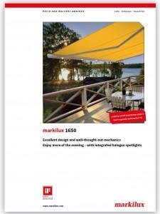 Markilux 1650