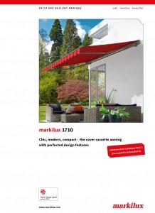 Markilux 1710