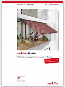 Markilux 930 Swing