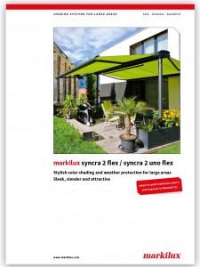 Markilux Syncra flex