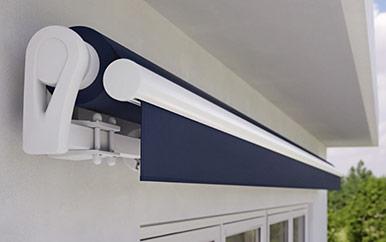 Markilux awning 1300