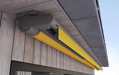 Markilux awning 930