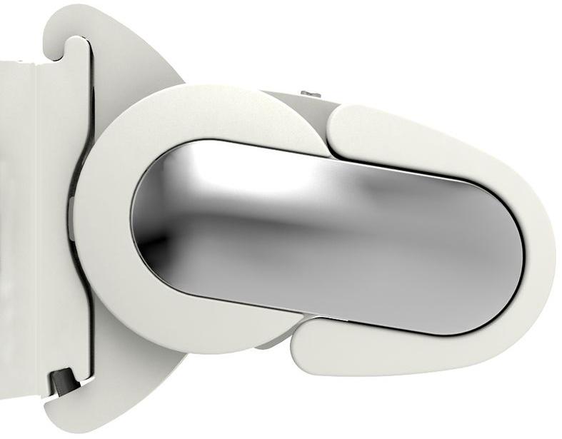 Markilux 990 awning profile - white