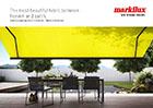 Markilux awning fabrics